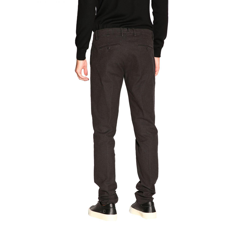 Pantalón Siviglia: Pantalón hombre Siviglia negro 3