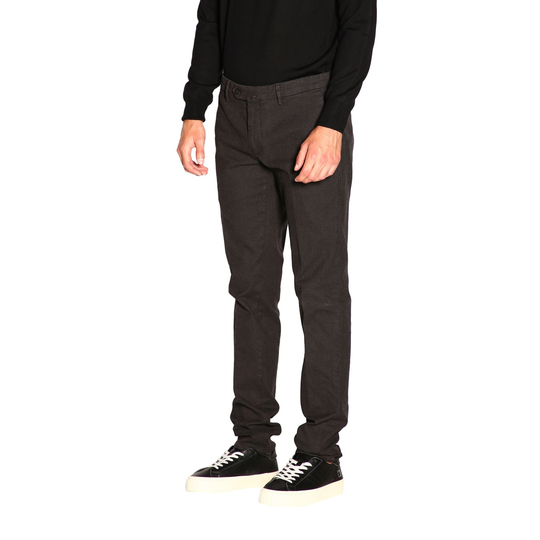 Pantalón Siviglia: Pantalón hombre Siviglia negro 4