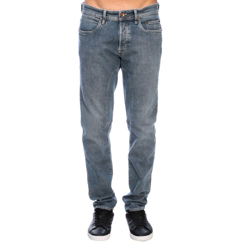 Jeans Siviglia: Jeans hombre Siviglia denim 1
