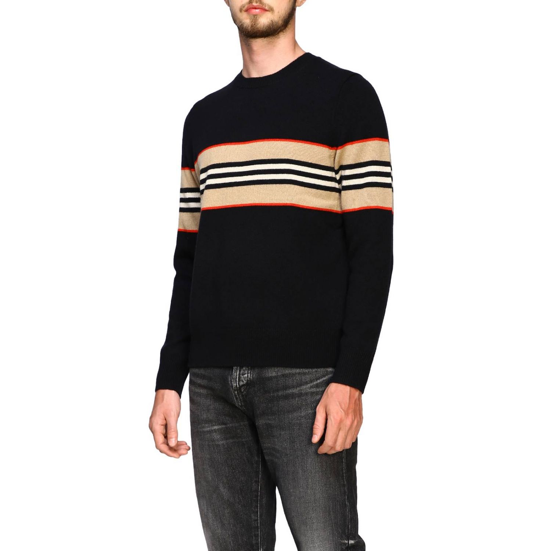 Sweater men Burberry black 4