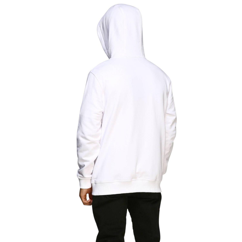 Sweater men Burberry white 3