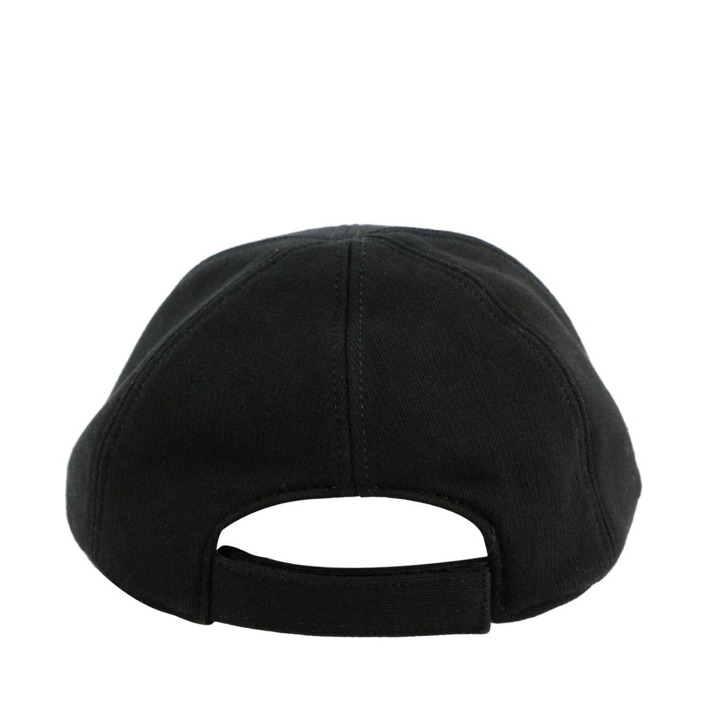 Cappello Burberry stile Baseball con logo nero 2