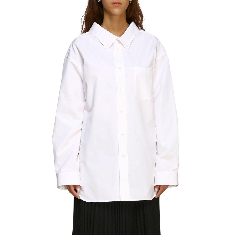 Shirt Balenciaga 518189 TYB18 Giglio EN