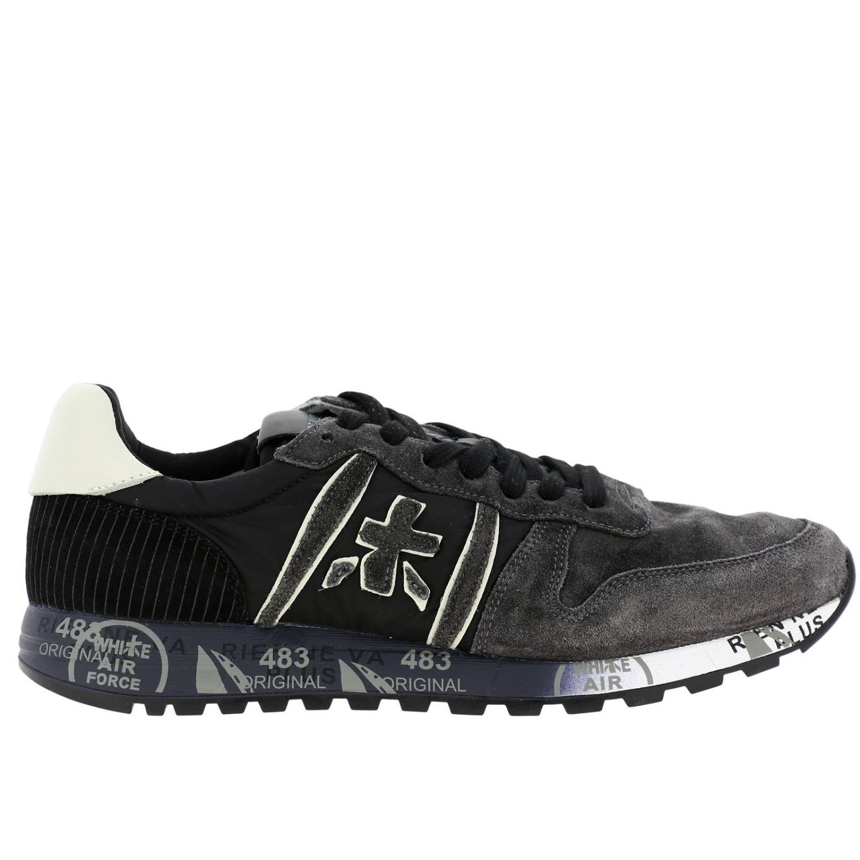 Shoes men Premiata grey 1