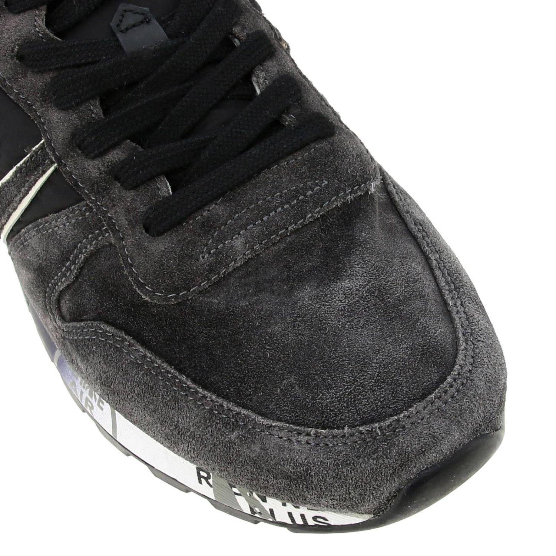 Shoes men Premiata grey 4