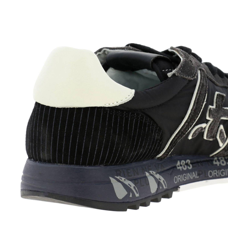 Shoes men Premiata grey 5