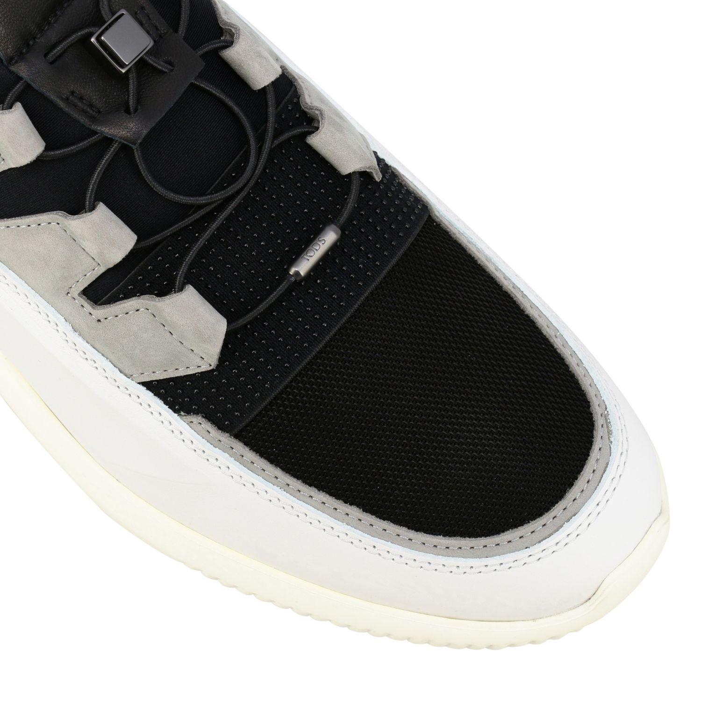 Schuhe herren Tod's weiß 4