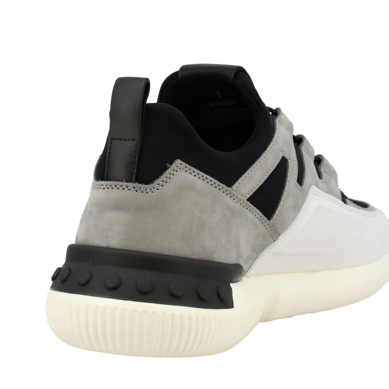 Schuhe herren Tod's weiß 5