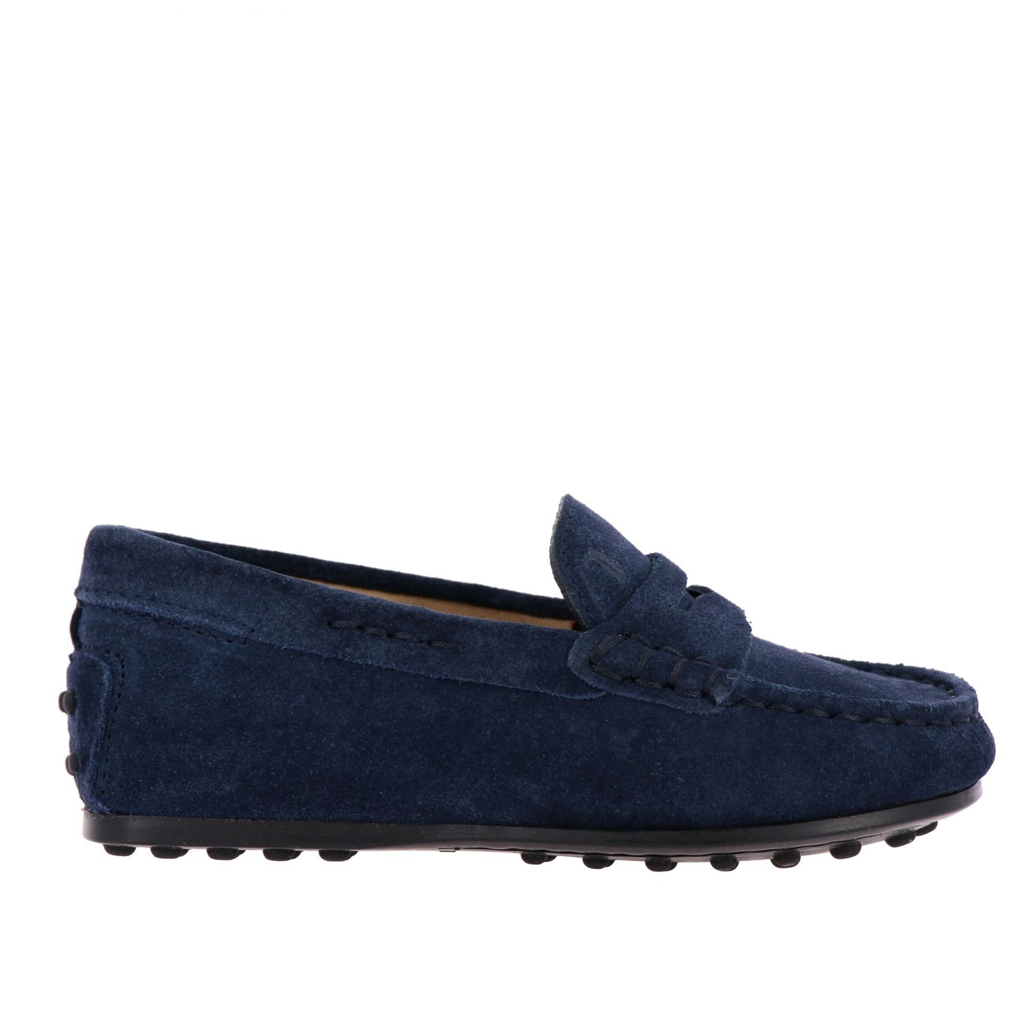 Shoes kids Tod's navy 1