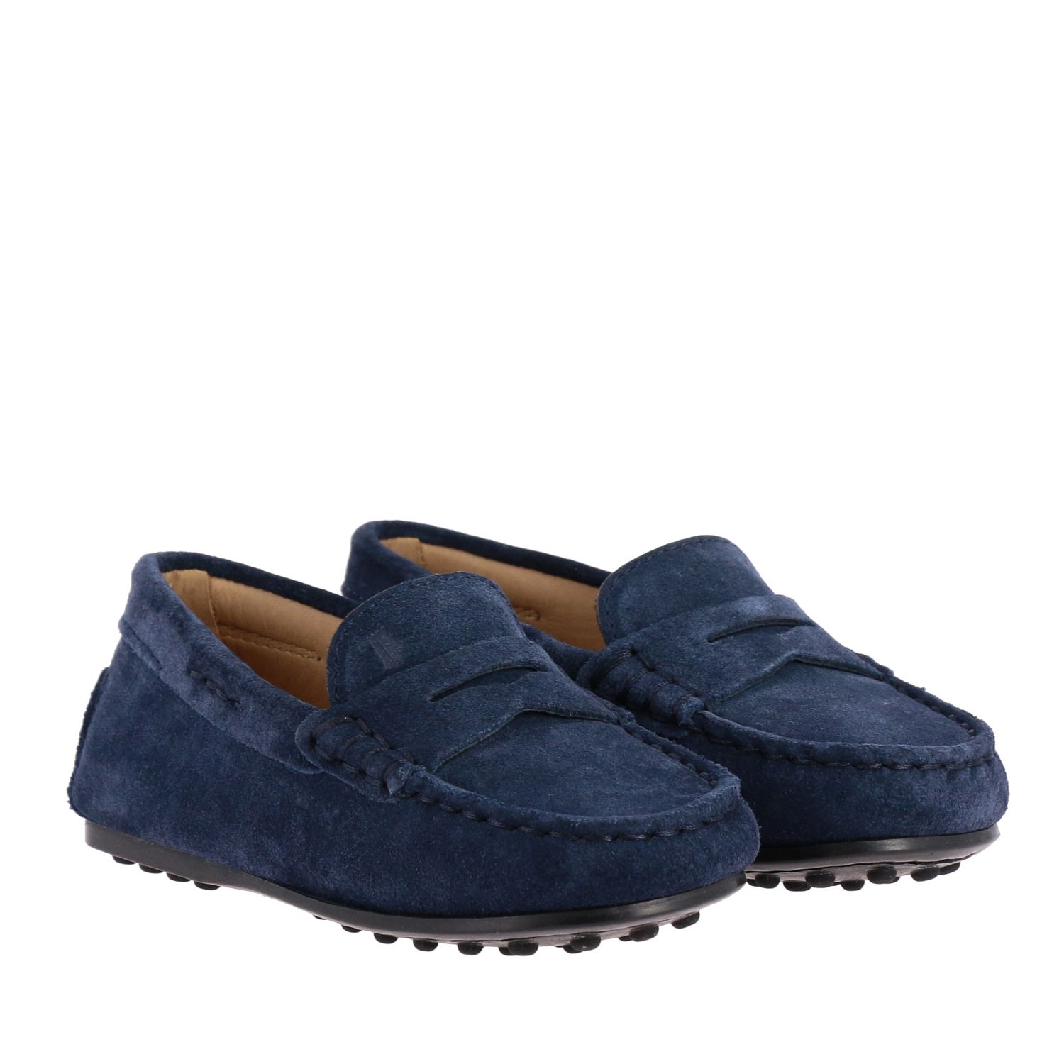 Shoes kids Tod's navy 2