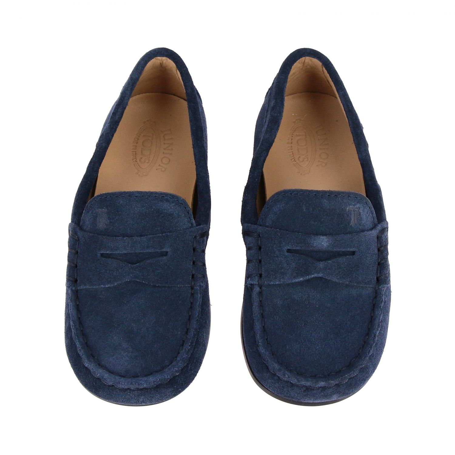 Shoes kids Tod's navy 3