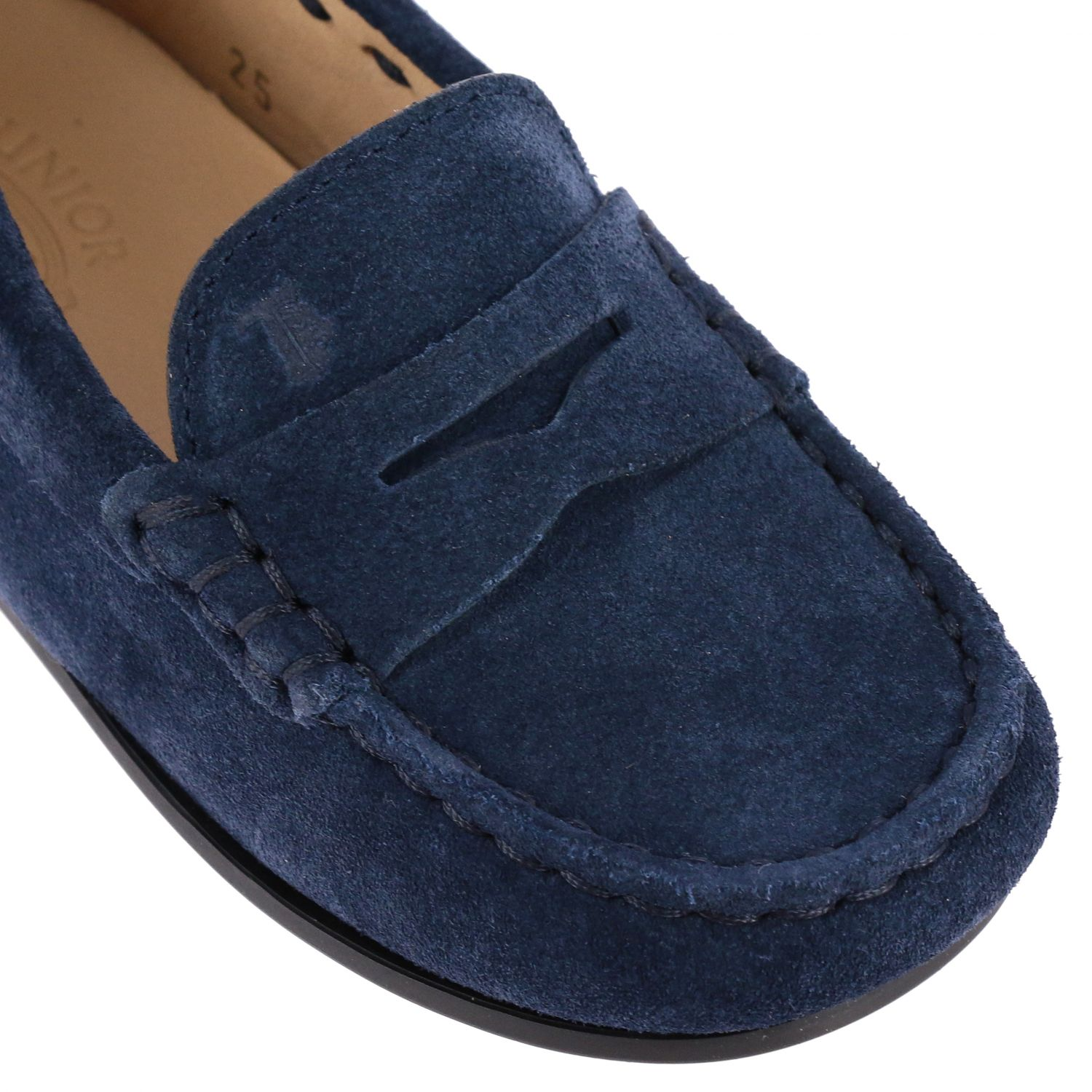 Shoes kids Tod's navy 4