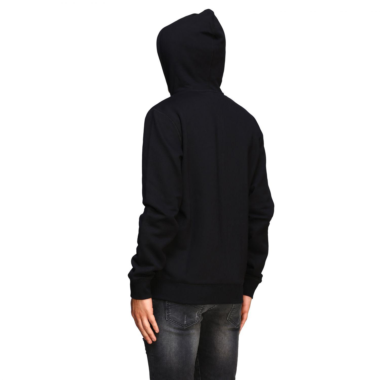 Sweater men Emporio Armani black 2