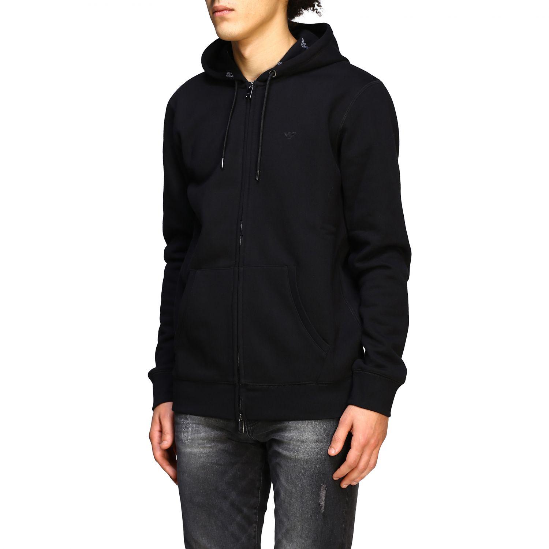 Sweater men Emporio Armani black 3