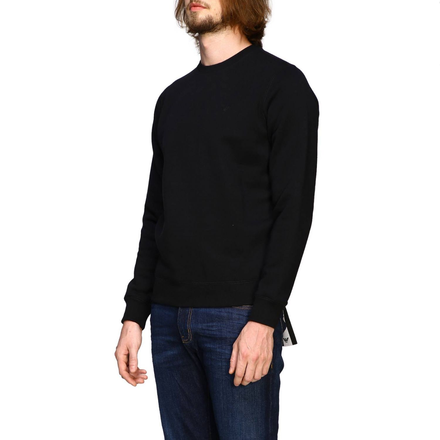 Sweater men Emporio Armani black 4