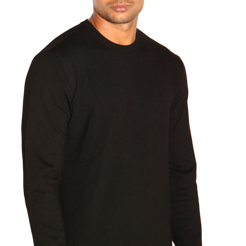 Jersey hombre Emporio Armani negro 5