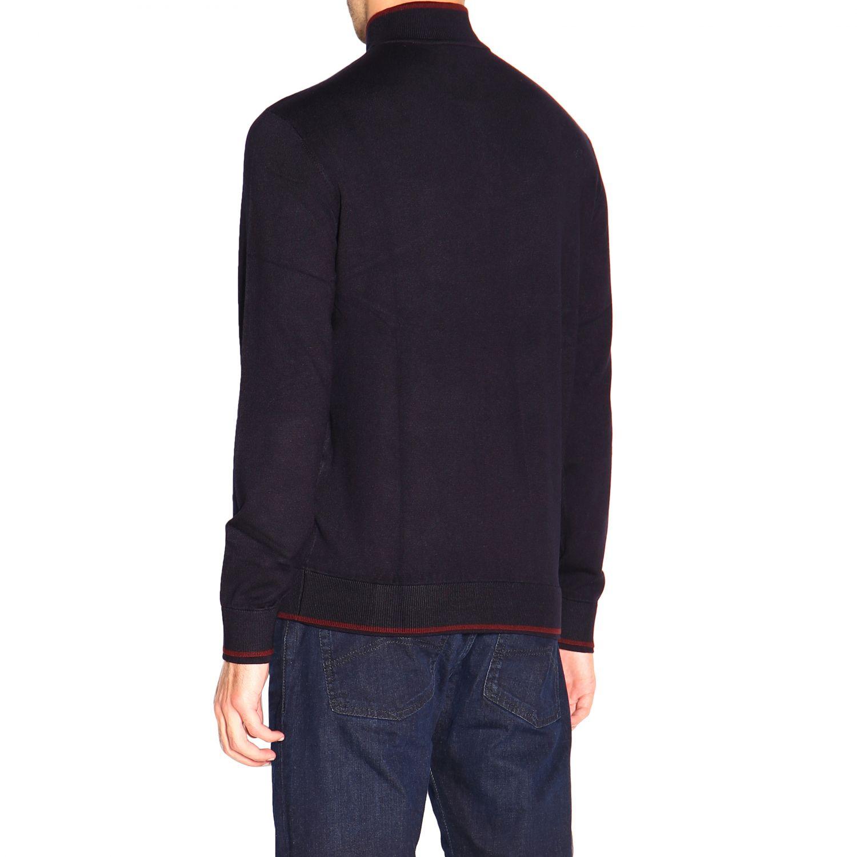 Sweater Emporio Armani: Sweater men Emporio Armani blue 3