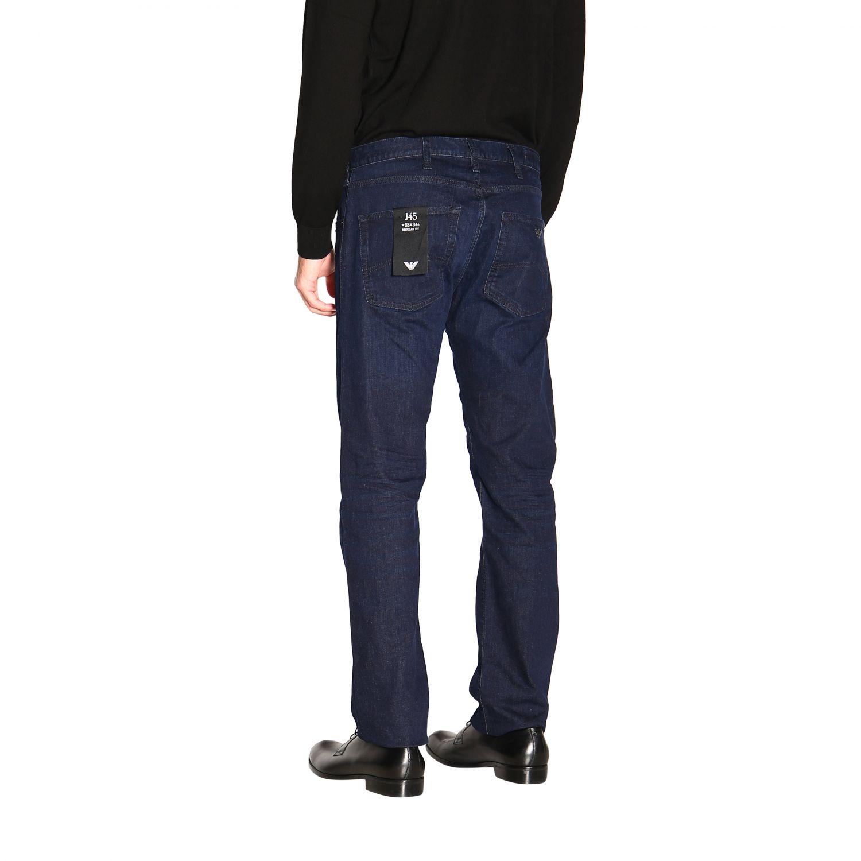 Jeans Emporio Armani: Emporio Armani Slim Fit Stretch Jeans used 9,5 once blau 3