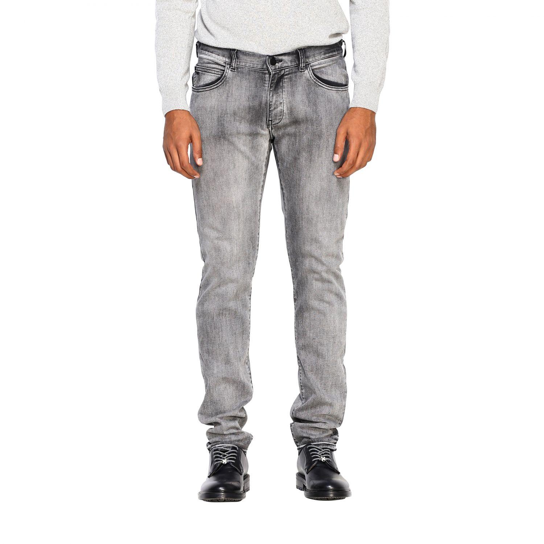 Jeans Emporio Armani: Jeans men Emporio Armani grey 1