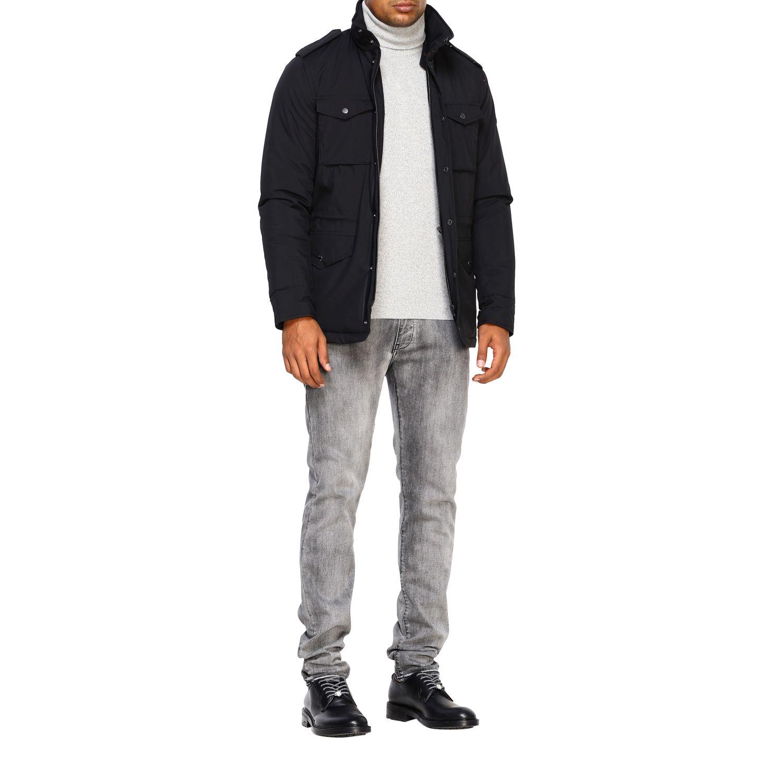 Jeans Emporio Armani: Jeans men Emporio Armani grey 2