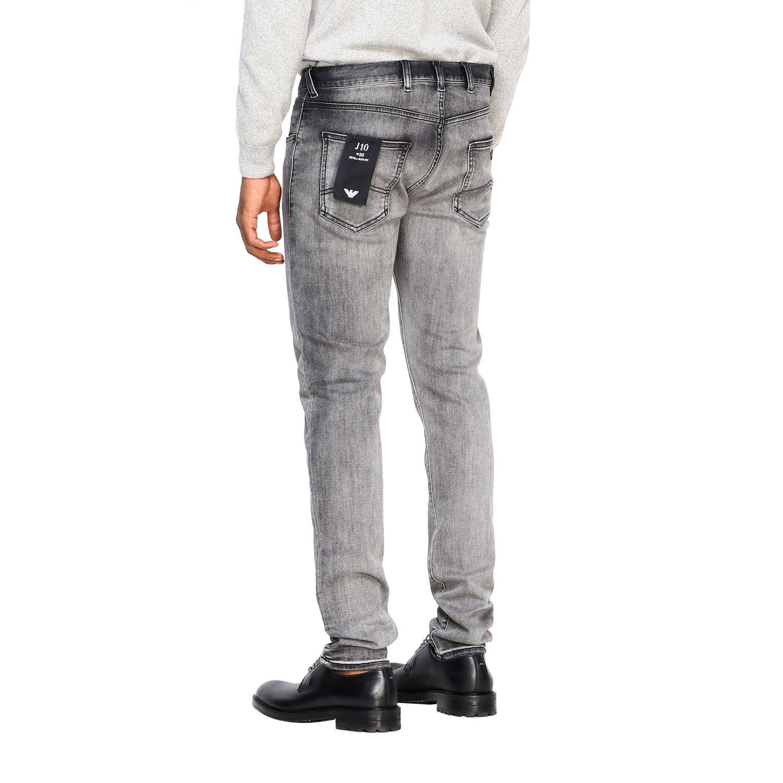 Jeans Emporio Armani: Jeans men Emporio Armani grey 3