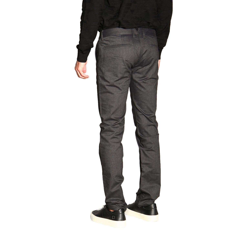 Hose Emporio Armani: Hose herren Emporio Armani schwarz 3