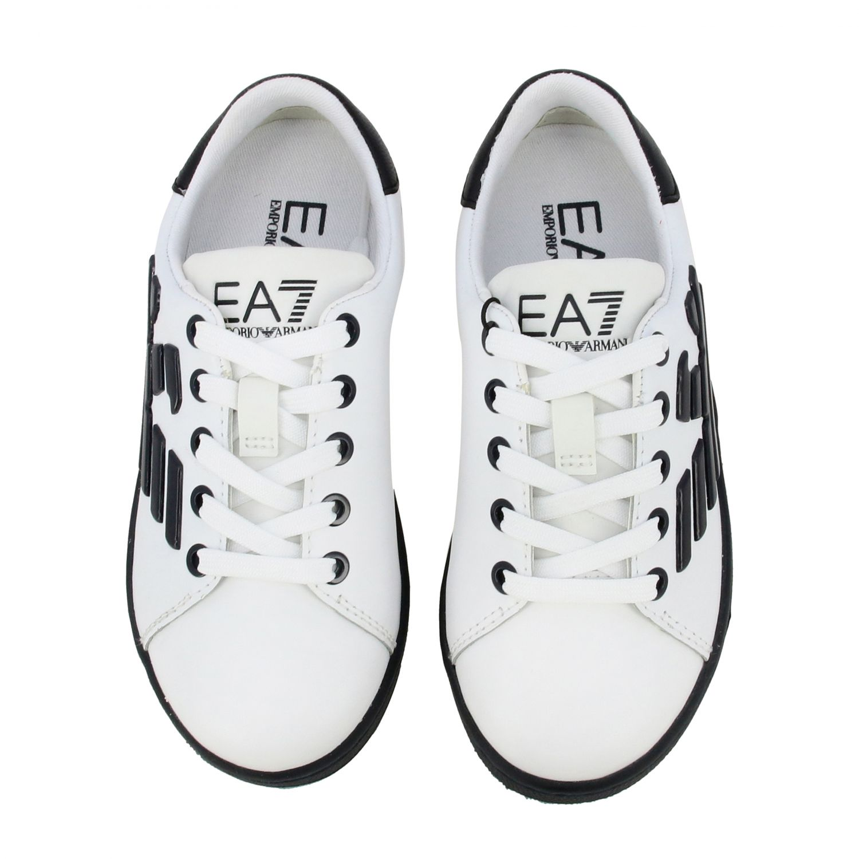 Shoes Ea7: Shoes kids Ea7 white 3