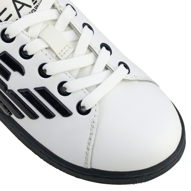 Shoes Ea7: Shoes kids Ea7 white 4