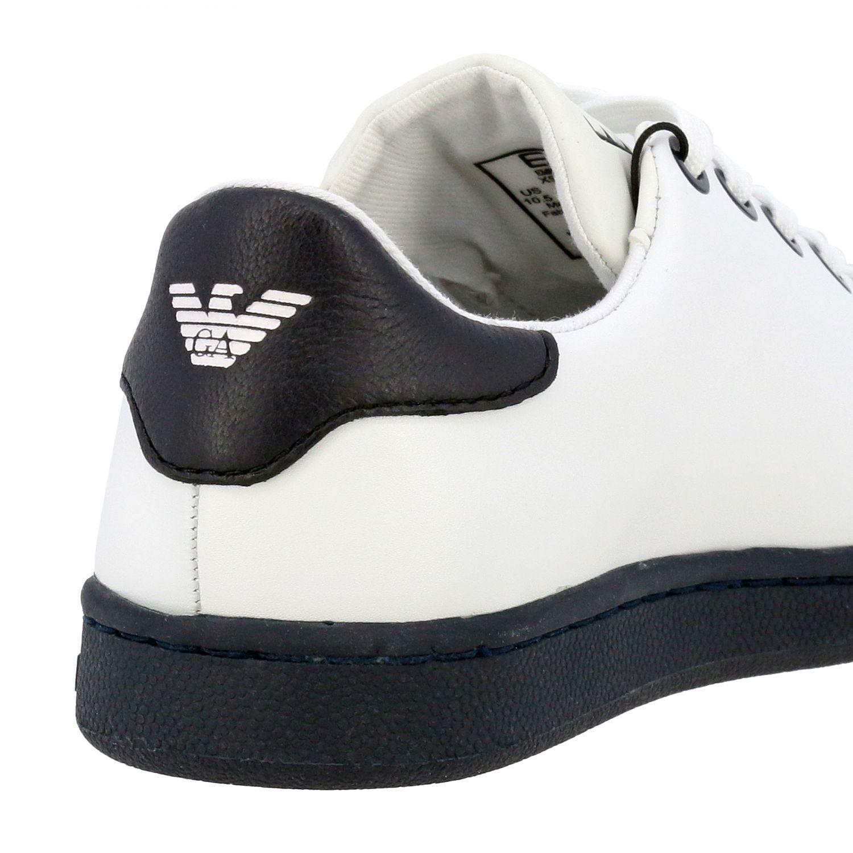 Shoes Ea7: Shoes kids Ea7 white 5