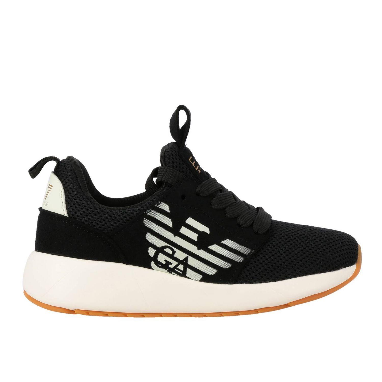 Shoes kids Ea7 black 1