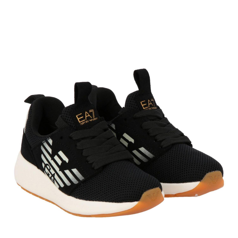 Shoes kids Ea7 black 2