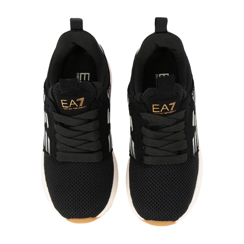 Shoes kids Ea7 black 3