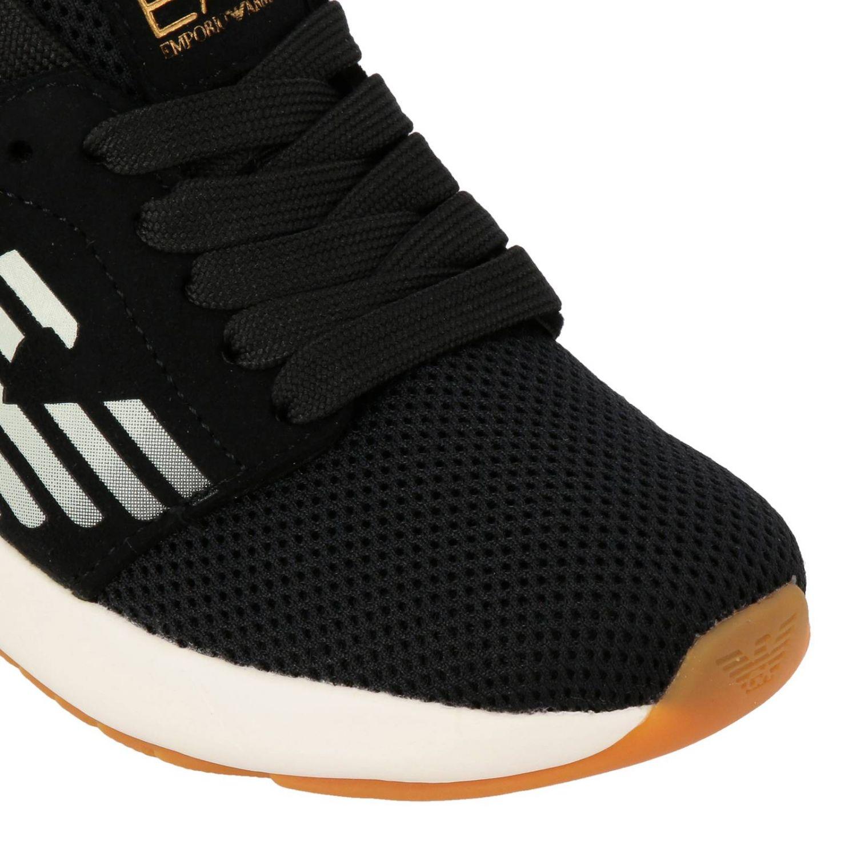 Shoes kids Ea7 black 4