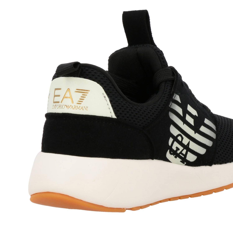 Shoes kids Ea7 black 5