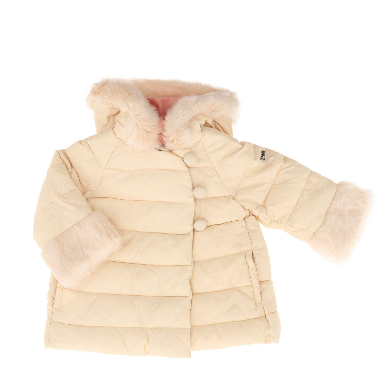 Куртка Детское Emporio Armani розовый 1