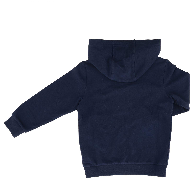 Sweater kids Ea7 blue 2