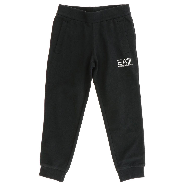 Pantalon enfant Ea7 noir 1