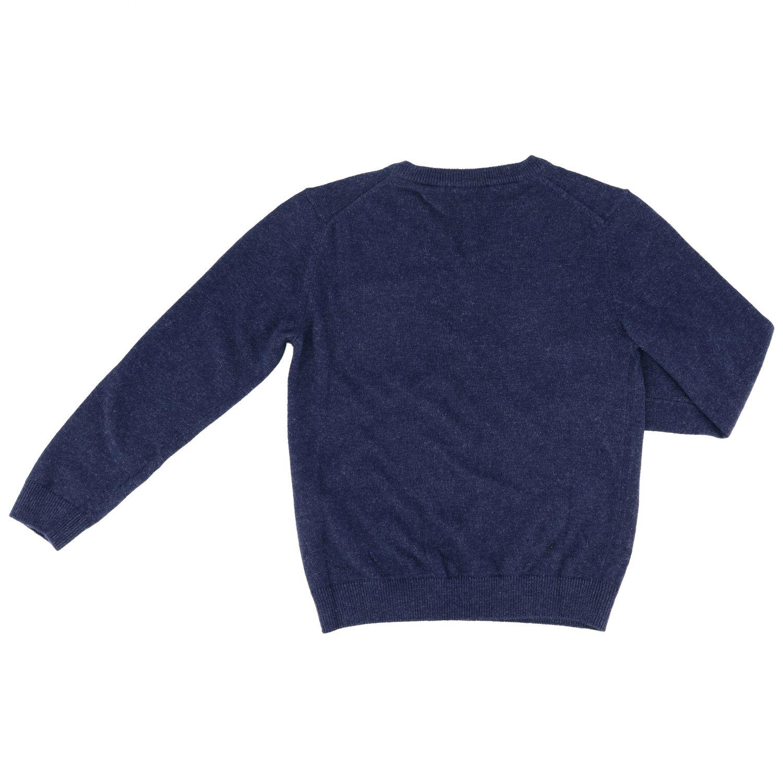 Sweater kids Emporio Armani blue 2