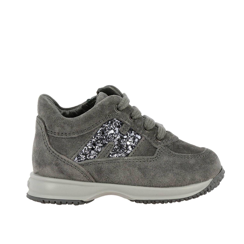 鞋履 儿童 Hogan Baby 铅色 1