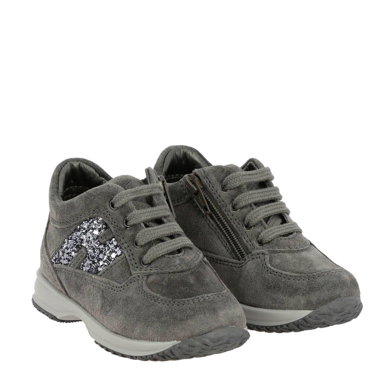鞋履 儿童 Hogan Baby 铅色 2