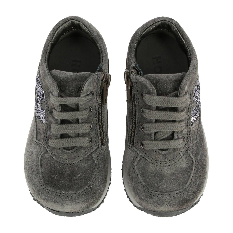 鞋履 儿童 Hogan Baby 铅色 3