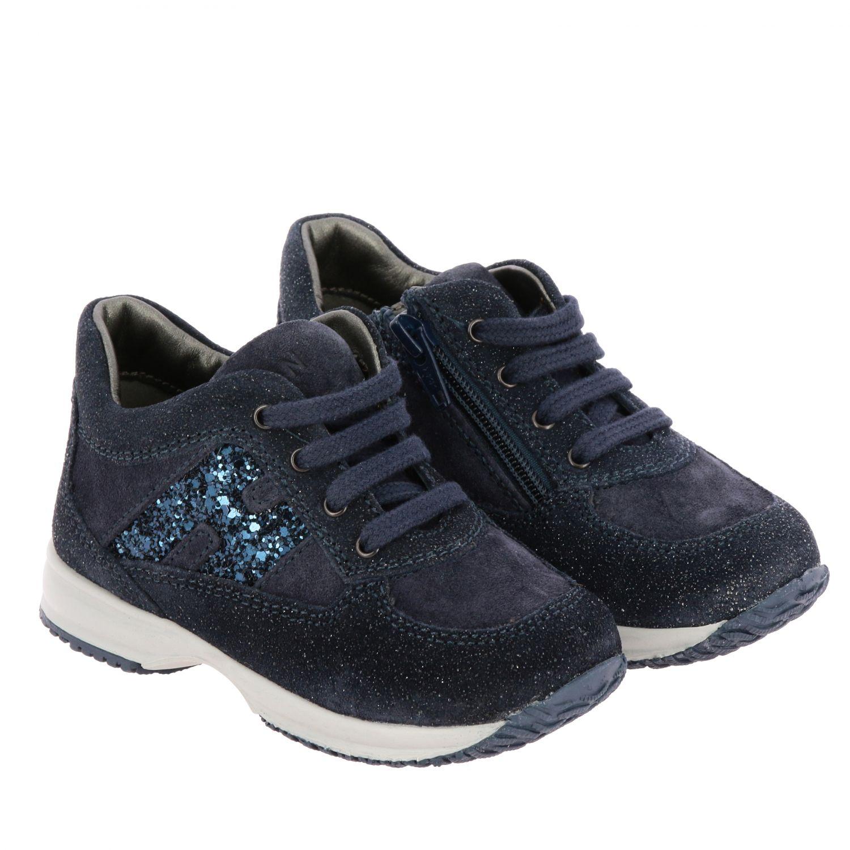 Обувь Детское Hogan Baby синий 2