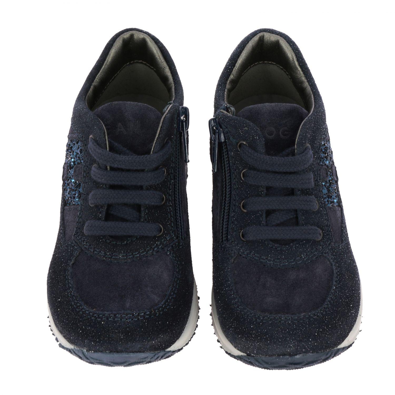 Обувь Детское Hogan Baby синий 3