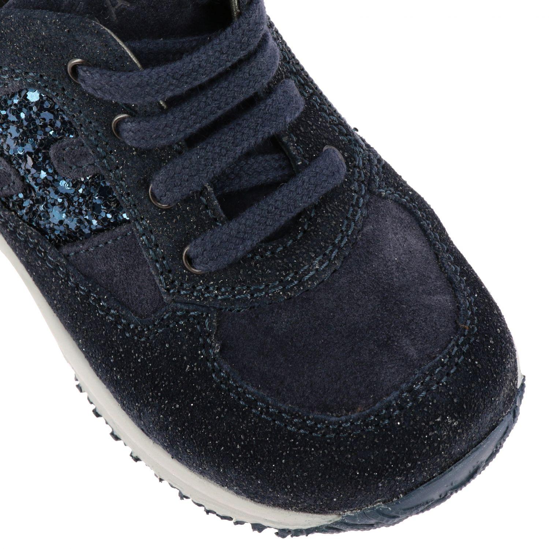 Shoes kids Hogan Baby blue 4
