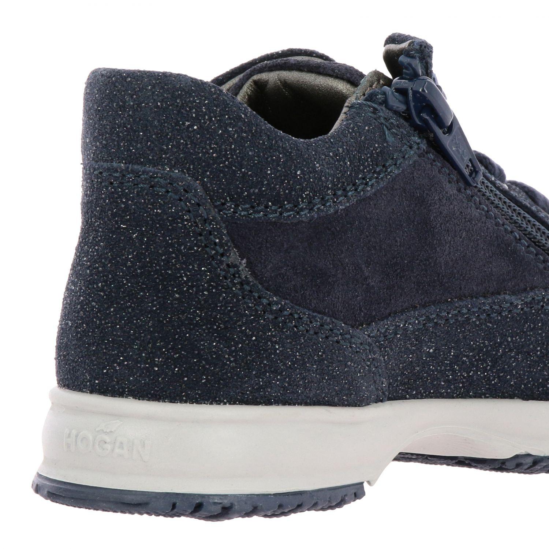 Обувь Детское Hogan Baby синий 5