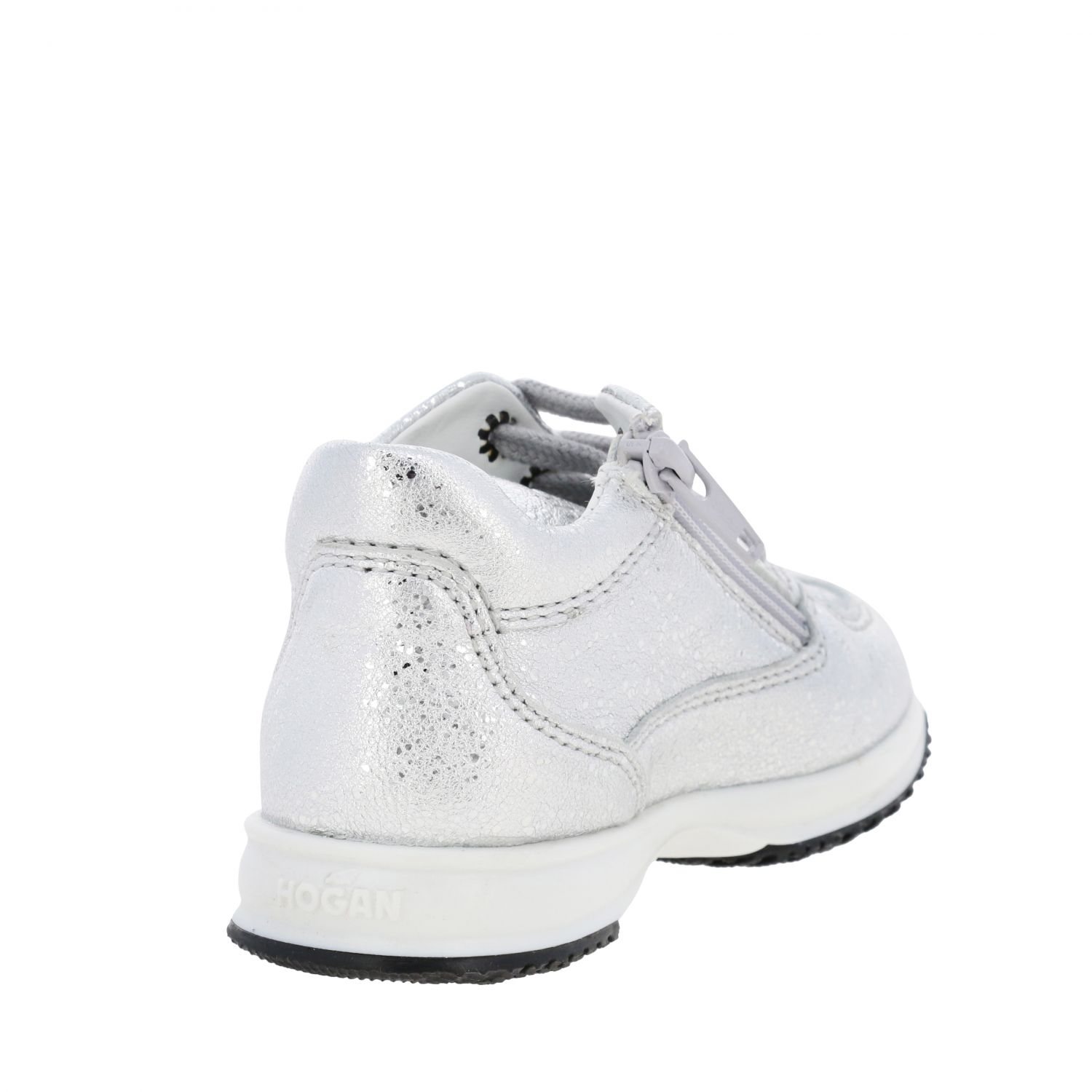 Shoes Hogan Baby: Shoes kids Hogan Baby silver 5