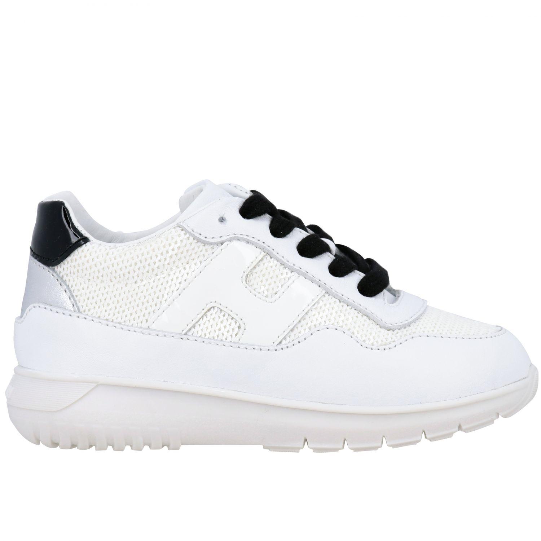 Shoes kids Hogan Baby white 1