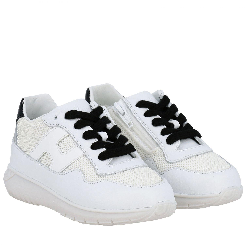 Shoes kids Hogan Baby white 2