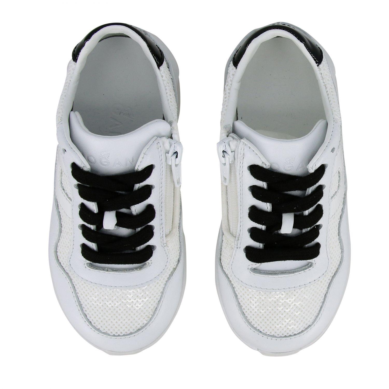 Shoes kids Hogan Baby white 3