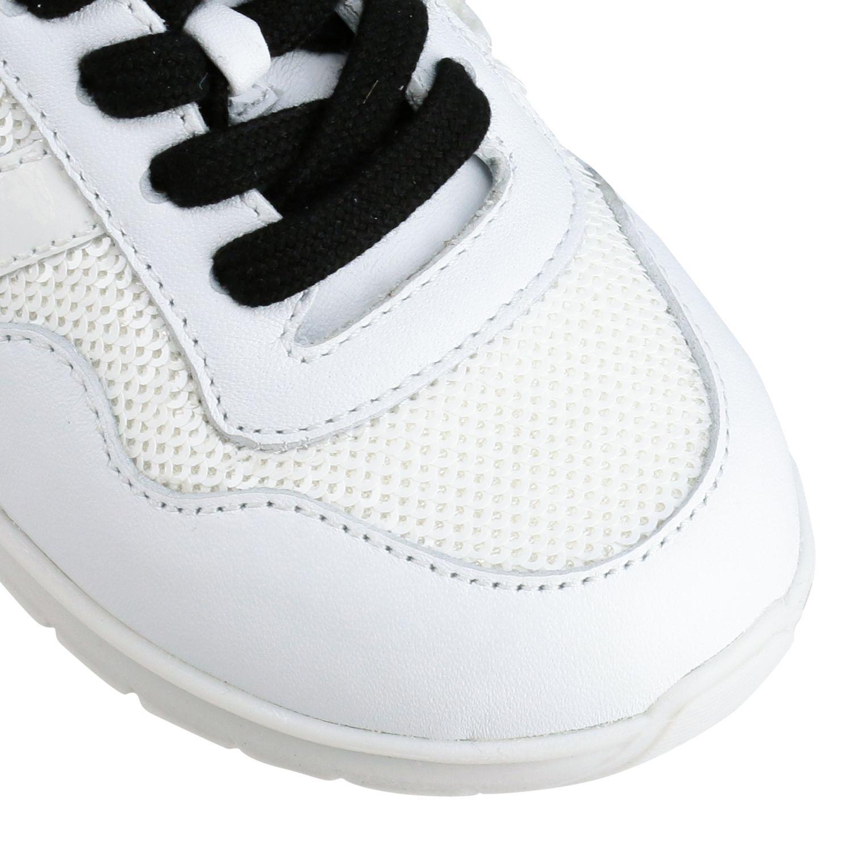 Shoes kids Hogan Baby white 4
